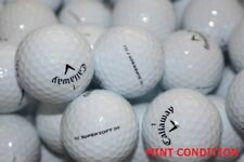 New listing 20 Callaway Supersoft Mint/Near Mint Condition GolfBalls