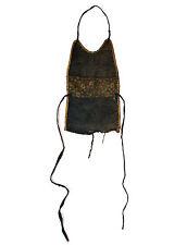 Antique japanese Boro Sashiko Apron Indigo Dye Mingei Edo Period