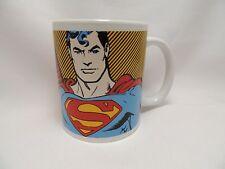 DC Comics Superman Coffee Cup Mug 14 Oz Man of Steel New