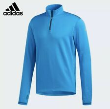 Mens Adidas Running Half Zip Pull Over Boston Marathon 2019 Size Large Dx8718
