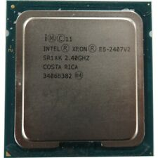 Intel Xeon E5-2407V2 @ 2.40GHz Socket LGA-1356 SR1AK Quad Core Processing Unit