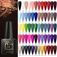 RBAN NAIL 8ml UV Gel Nail Polish 9D Cat Eye Luminous Shimmer Soak Off  Varnish