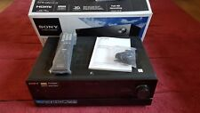 Sony-STR-DN1010-7-1-Channel-110-Watt- AV Reciever plus remote. EXC COND.