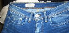"""PEPE Regular Fit Regular Waist Jeans - Waist 26"""" Length 32"""" - Brand New"""