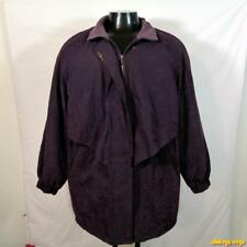 Croft & Barrow insulated Polyester Ski Jacket Parka Womens 1X Purple insulated