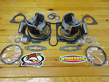 POLARIS 800 PISTON TOP END KIT FITS 01-05 CLASSIC EDGE PRO X HO SWITCHBACK RMK