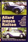 ALLARD JENSEN RAILTON AND OTHER BRITISH CAR MARKER AUTO REVIEW 62
