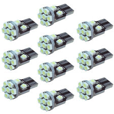 10x White T10 168 194 2825 W5W 13-Smd Led Bulbs for Car Interior Exterior Lights (Fits: Neon)
