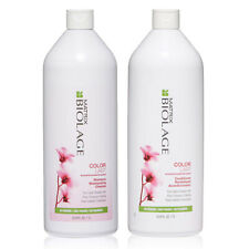 Matrix Biolage Colorlast Shampoo & Conditioner Liter Duo 33.8 oz