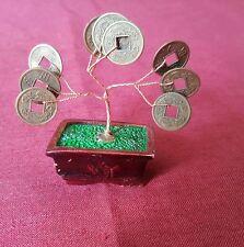 Glücksbaum Chinesischer Lebensbaum Glücksmünzenbaum Baum Käsch Glücksmünzen