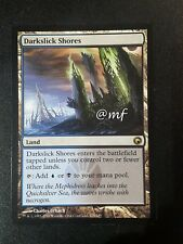 SPONDE DI MACCHIANERA - DARKSLICK SHORES ENG - MTG MAGIC [MF]