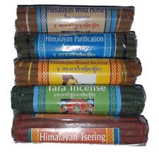 Himalayan Tibetan Incense Stick- 5 Set Mixed Gift Pack
