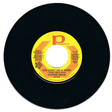 Yvonne Baker You Didn't Say /Hattie Winston Pictures Don't Lie Northern Soul