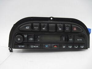 Temp Climate AC Heater Control Jaguar XK8 XJ8 XJ6 95 96 97 98 99 00 01 02 567364