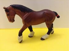 Safari Winner's WS Clydesdale stallion Horse Mare pony brown 2004