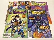NEW WARRIORS #1-9 (MARVEL/1999/VOL2/JAY FAERBER/NOVA/0315132) NEAR FULL SET OF 7