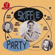 Skiffle Party - Various Artists (NEW 3CD)
