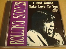 CD / THE ROLLING STONES - I JUST WANNA MAKE LOVE TO YOU