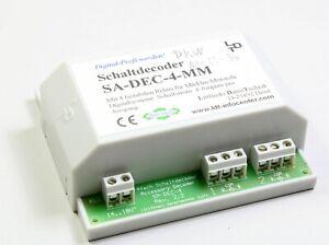 Littfinski Daten Technik Schaltdecoder SA-DEC-4-MM (V)