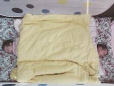 Baby portable travel cot, great condition, pink and brown