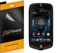 3X Anti Glare Matte Screen Protector Saver For Casio G'zOne Commando 4G LTE