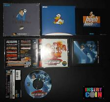 JUEGO NEO GEO CD ART OF FIGHTING 3   SNK NEO GEO AES
