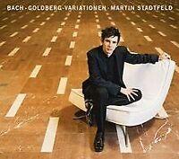 Bach: Goldberg-Variationen von Stadtfeld,Martin | CD | Zustand gut