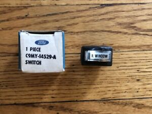 NOS Ford 1969 Mercury Marquis Monterey Colony Park Wagon Power Window Switch