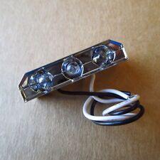 Red LED Light POD 12V Accent Step Courtesy Lamp Car Truck RV Boat Cab