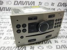 2008 Vauxhall Opel Astra Zafira Radio Stereo Audio Head Unit CD Player 13263051