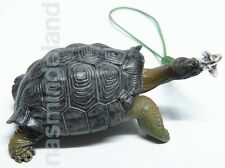 Yujin lonesome george Galápagos Giant Tortoise Turtle figurine figure w/ strap