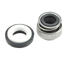 5X(12mm Coiled Spring Rubber Bellow Pump Mechanical Seal 301-12 25×15mm HY