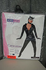 Catwoman Womens Secret Wishes Halloween Costume F5251