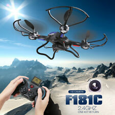 Holy Stone F181C Chaser RC Drone 720P HD Camera 4G SD card RTF 2.4GHz Quadcopter