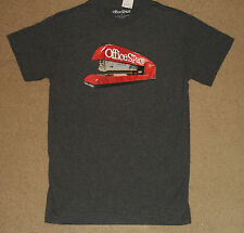 Office Space Stapler Shirt Small NWT Licensed