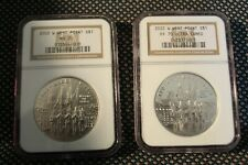 2002 W West Point S$1 PF70 Ultra Cameo & MS70