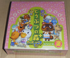 Japanese Nintendo Animal Crossing e Card Series 2 Booster Box (30 packs) New