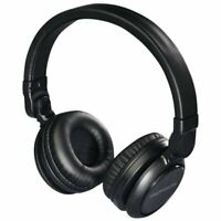 Hama Thomson On-Ear Bluetooth Headset Kopfhörer Wireless 3,5mm Aux-Eingang