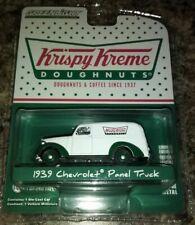 Greenlight Krispy Kreme Doughnuts - 1939 Chevrolet Panel Truck - 1:64 #35080-B