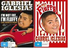 Gabriel Iglesias DVD Double (I'm Not Fat I'm Fluffy / Hot And Fluffy) - Region 4