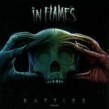 IN FLAMES - BATTLES PICTURE VINYL 2 VINYL LP NEW!
