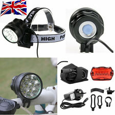 Super Bright 30000LM T6 7 LED Mountain Bike Cycling Bicycle Head Light Lamp DF