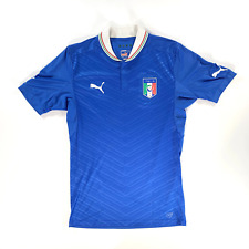2012-13 ITALY HOME PUMA - ADULT M