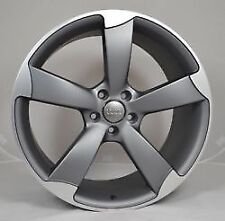 """18"""" ROTOR STYLE ALLOY WHEELS AND TYRES AUDI A1 FITMENT ALLOYS and TYRES"""