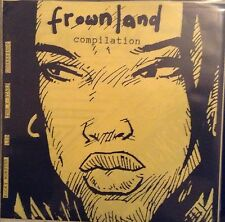 Frownland EP-Cornershop/Kooky Monster/Lid/The K-Stars 7 inch EP (Sorted Records)