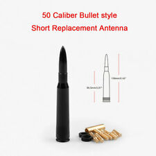50 Cal Black Bullet Antenna For Ford F150 F250 F350 F450 F550 F650 1997-2019