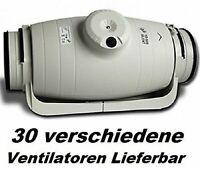 S&P TD-250/100 SILENT Rohrventilator, Rohrlüfter Rohrgebläse Rohr/Kanal/Lüfter#