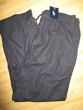 NEW POLO RALPH LAUREN PAJAMA LOUNGE PANTS MENS S PJ'S Navy Blue