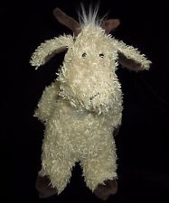"Jellycat Billy Goat Bunglie Plush Soft Toy Stuffed Beige 11"" Animal Brown"