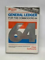 General Ledger For The Commodore 64